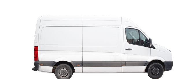 Mercedes Sprinter er en professionel varebil