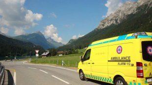 Liggende sygetransport er den perfekte service for dig som rejser i EU