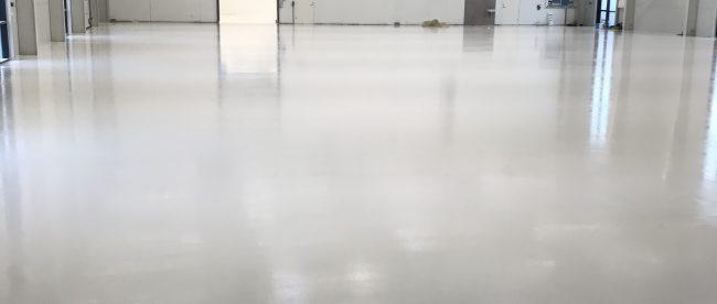 Epoxy gulve er super moderne i boligindretningen