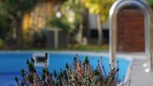 fritstående pool