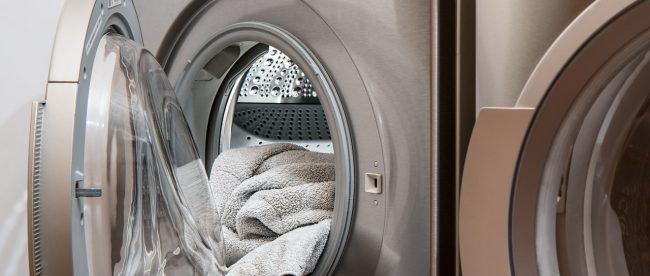 vaske tørremaskine